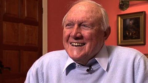 BBC presenter and commentator Stuart Hall