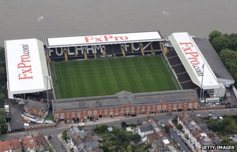 Fulham Submit Plans To Expand Craven Cottage To A 30 000