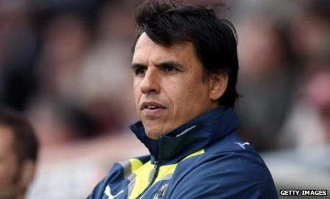 Chris Coleman the new Wales manager