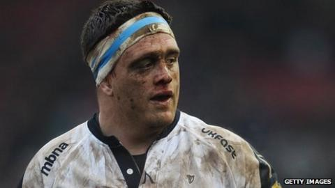 Andrew Sheridan to join Toulon from Sale Sharks next season