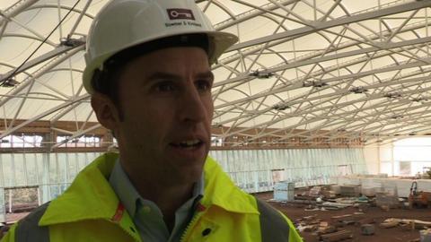 Gareth Southgate, FA's head of elite development