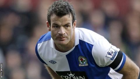 Ryan Nelsen has left Blackburn to join Tottenham