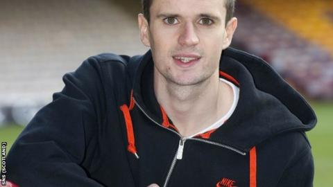 Murphy discussed the Blackpool bid with his family but decided to stay at Well