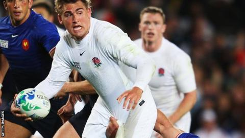 Toby Flood set to make England comeback in Six Nations against Italy