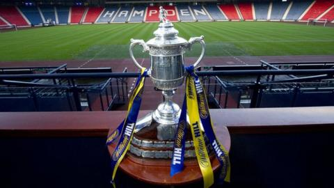 Scottish Cup tophy