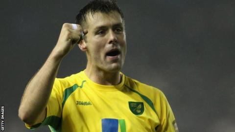 Norwich City defender Elliott Ward