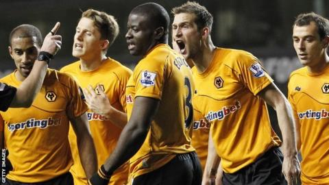 Wolves have won just five of their 25 Premier League matches so far