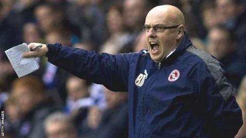 Brian McDermott signs new Reading contract, ruling him out of Wolves job
