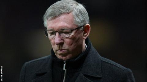 Sir Alex Ferguson blamed himself for Manchester United's Old Trafford defeat to Ajax