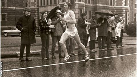 Ron Hill MBE