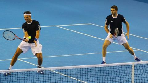 Ross Hutchins and Colin Fleming