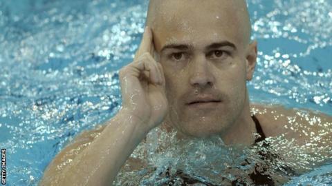 Dave Roberts has won 11 gold medals at three Paralympic Games