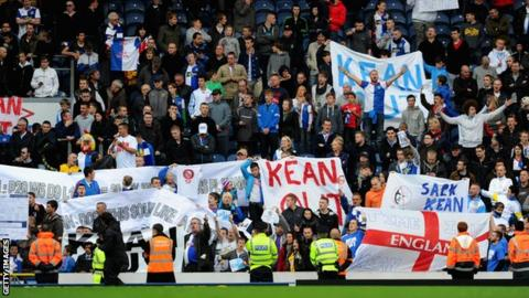 Blackburn fans have held regular protests all season