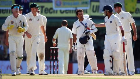 Sachin Tendulkar becomes the leading Test run-scorer in 2008