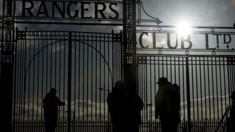 Ibrox Stadium could soon go the way of Third Lanark's Cathkin Park