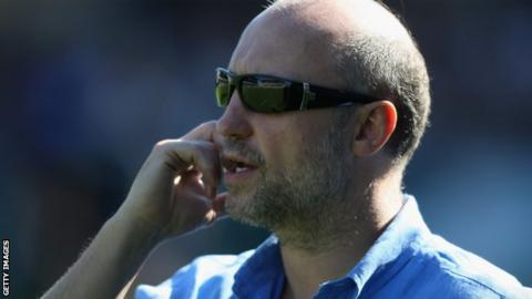 Sale Sharks owner Brian Kennedy