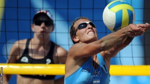 Women will get option to wear shorts at London 2012 beach volleyball