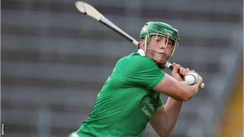 Shane Dowling hit two Limerick goals from 21-metre frees