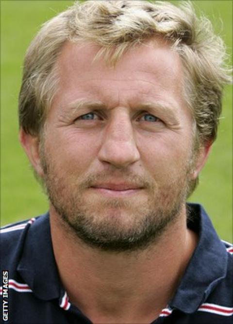 Widnes Vikings head coach Denis Betts