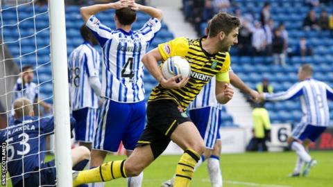 Celtic drew 3-3 on their last visit to Rugby Park