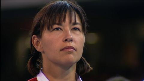 Chantal Petitclerc at the 2006 Commonwealth Games