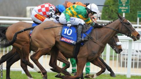 Synchronised, ridden by AP McCoy