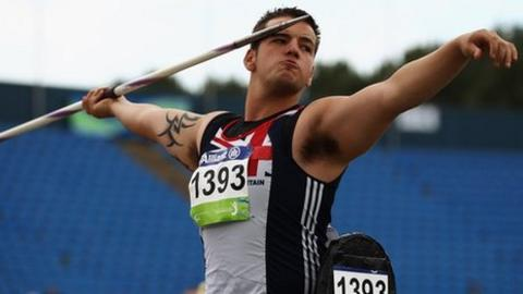 what have the paralympics achieved for There are people who are amazing athletes and who have everything  she achieved plenty of  iraq veteran chosen to participate in the paralympics.