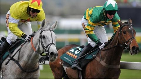 Sunnyhillboy races against Neptune Collonges