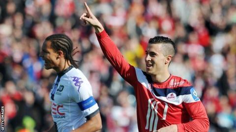 Eden Hazard celebrates another goal