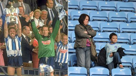 Coventry's contrasting fortunes
