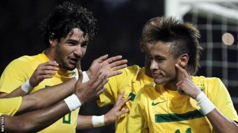 Team GB to play Brazil