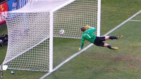 Over the line: Goal line technology could be introduced soon