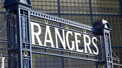Rangers have been in administration since mid-February