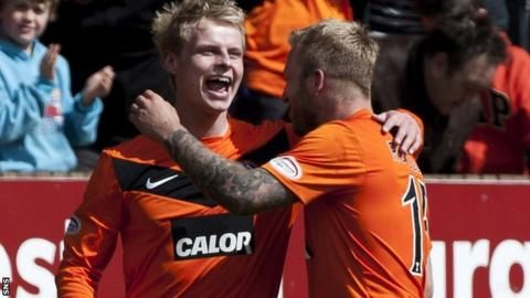 Gary Mackay-Steven and Johnny Russell have impressed for United this season
