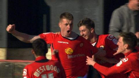 Play-off highlights: Crewe 1-0 Southend