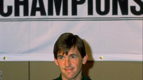 Dalglish wins league title again