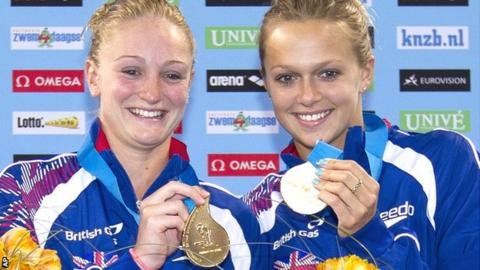 Sarah Barrow and Tonia Couch