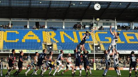 Headingley rugby stadium
