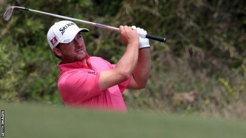 Graeme McDowell sets his sights on victory at the Match Play final