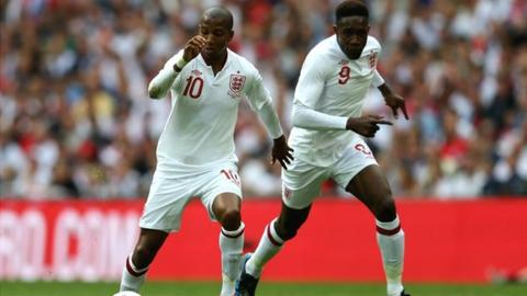 Ashley Young and Danny Welbeck