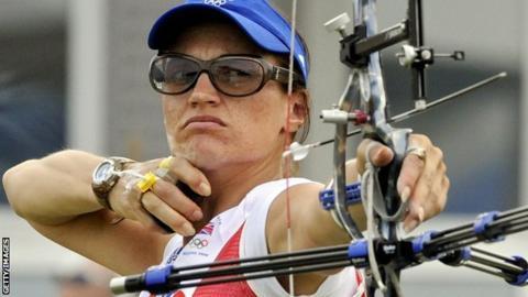 GB archer Alison Williamson