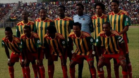 Ethiopia national team