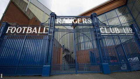 Rangers sign
