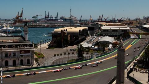 Valencia Grand Prix