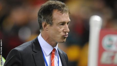 Rob Howley after Wales lost the second Test against Australia in Melbourne