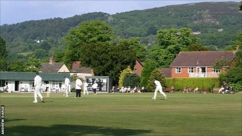 Colwall Cricket Club
