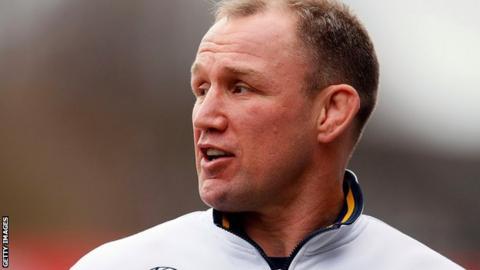 Neil Back is the new Edinburgh forwards coach