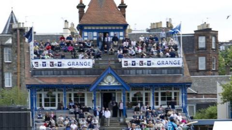 The Grange in Edinburgh