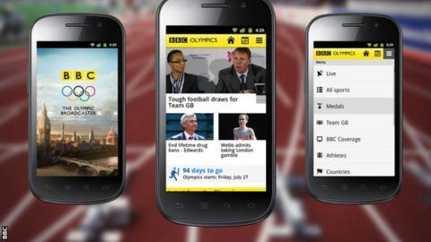BBC Android app