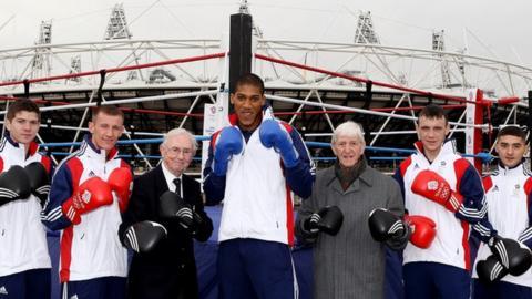 British boxers